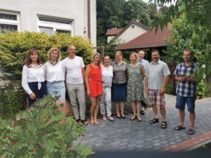 Spotkanie Grupy Balinta w Szyldaku